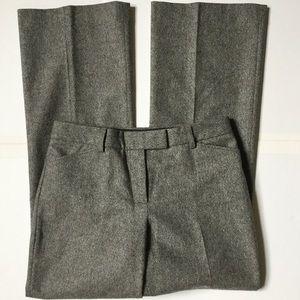 J. Crew wool blend trouser