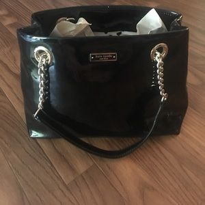 BNWOT Kate Spade Patent Leather Purse 👛