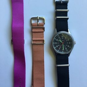 Timex for J.Crew Watch