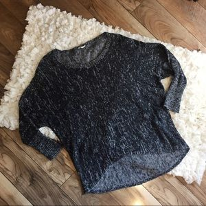 Eileen Fisher Knitted Pullover Sweater