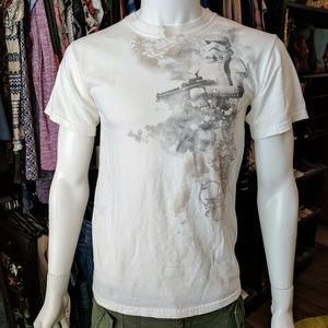 Marc Ecko cut & sew Star Wars Storm Trooper Tee