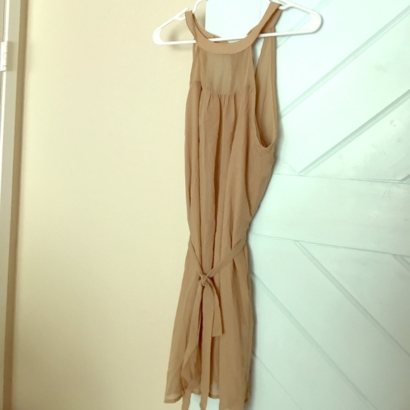 Dresses & Skirts - Tan Dress