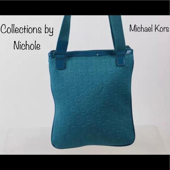 michael kors bags new large neoprene crossbody purse poshmark rh poshmark com