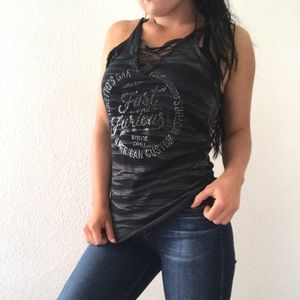 FAST AND FURIOUS by Affliction Tank