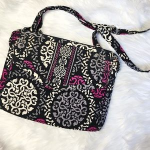 Vera Bradley Canterberry Magenta Tablet Hipster