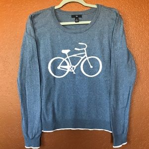 Fun! Gap Townie Bike Sweater