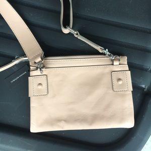 Banana Republic soft leather purse