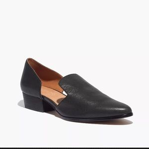 NWOT Madewell Vivian D'orsay loafers