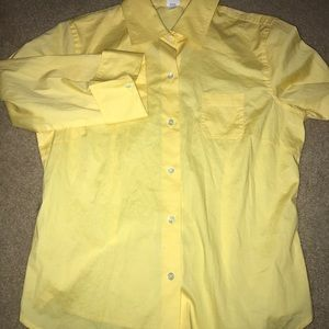 J. Crew women's Medium button down shirt
