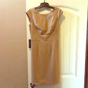 The Limited camel dress