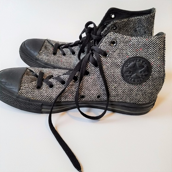 CONVERSE Chuck Taylor tweed All Star sneakers