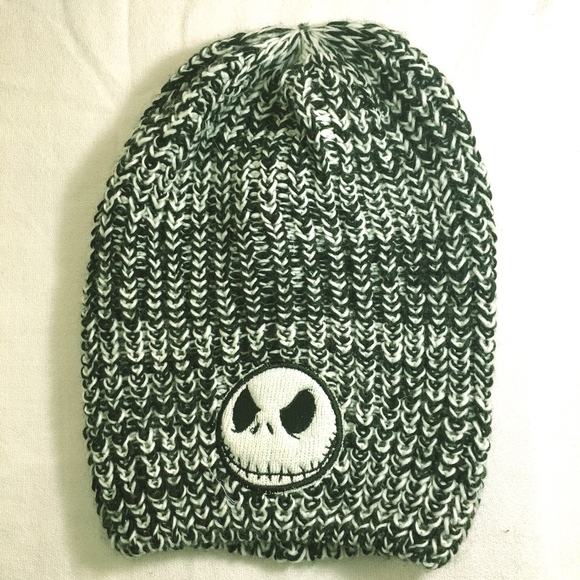 d5238f4fd3bfe Disney Accessories - Jack Skellington Nightmare before Christmas Beanie