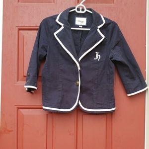 Jackets & Blazers - Scholarly Cropped Blazer 📖
