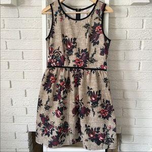 Floral Career Dress Size Large
