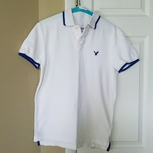 Like new polo shirt from American Eagle, size S