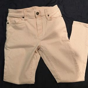 NWOT Ann Taylor LOFT skinny jeans || size 24