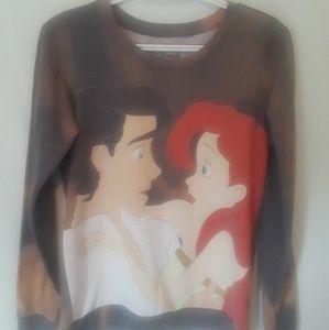 The Little Mermaid sweatshirt