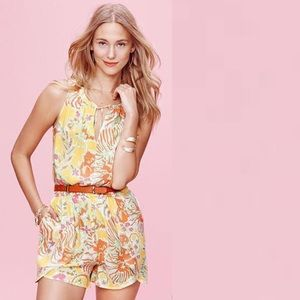 Lilly Pulitzer for Target Challis Romper