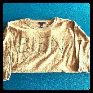 GAP 💯 Cotton Sweater Sz XS
