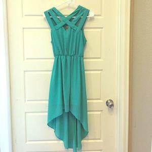 Forever21- mint green dress