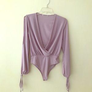 Other - Lavender bodysuit