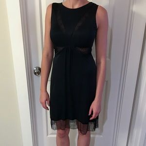 NWT BCBGMaxAzria Sexy Cutout Lace Dress