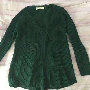 Zara Green Sweater