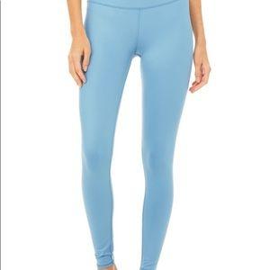NWT alo high waist airbrush leggings