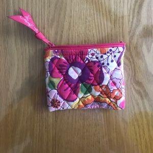 Authentic vera Bradley change purse