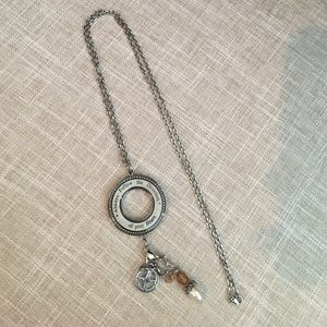 Nautical Long Necklace