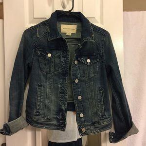 Anthropologie Pilcro Vintage Jean Jacket