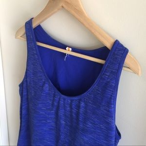 Lucy Athletic Top with Built In Bra