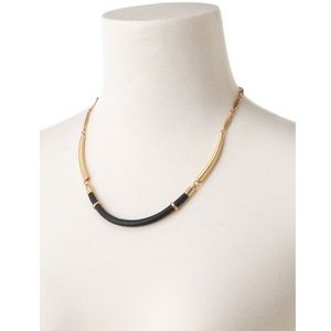 Stella & Dot Marcell collar necklace.