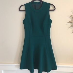 Madewell Sleeveless Fit and Flare Dress