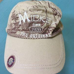 Mickey Baseball hat