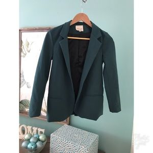 Urban Outfitters Fitted Blazer