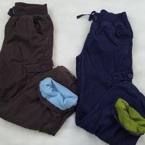 Marks & Spencer corduroy pant bundle