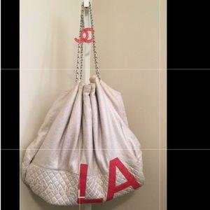 Gorgeous Authentic CHANEL LA Bag