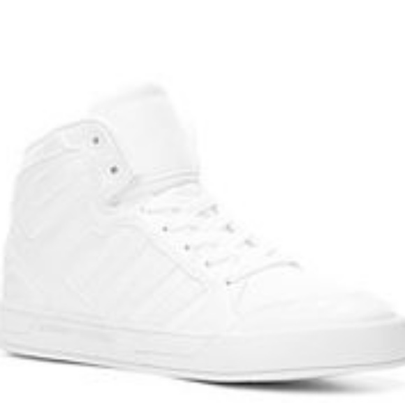 adidas sneakers high tops white