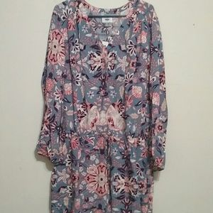 XXL Old Navy Floral Romper