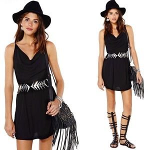 Nasty Gal Tunnel Vision Dress