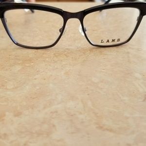 Lamb eyeglasses