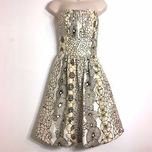Plenty by Tracy Reese Soft Strapless Dress Silk