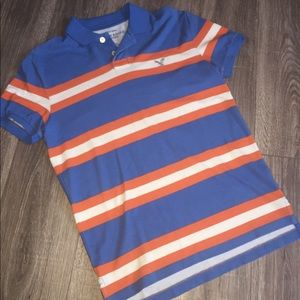 AMERICAN EAGLE AE S/S Polo Shirt Top