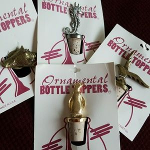 Other - Ocean theme ⛵bottle  toppers USA🇺🇸 made!