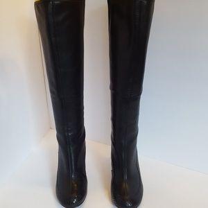 Sleek Tall Boot