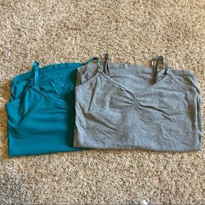 Motherhood Maternity Nursing Tank Lot