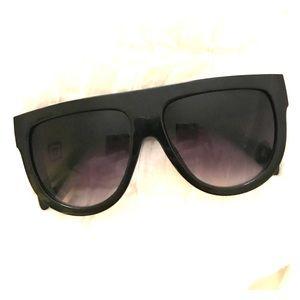 Celine black sunglasses