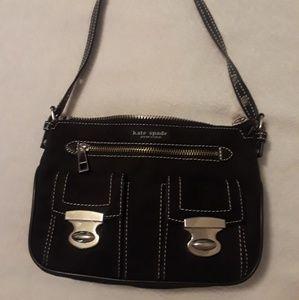 Adorable  velvet small handbag