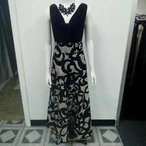 Jessica Howard Print Dress Sz. 14